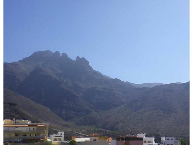 terrace view - Spacious apartment , Adeje, Tenerife